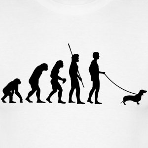 dachshund-evolution-t-shirts-men-s-t-shirt