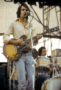 Bob Weir with the Grateful Dead Live at Dillon Stadium, Hartford, CT 31 July 1974