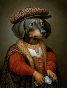 20-surreal-painting-dog-by-kurt-wenner