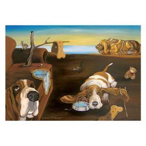 d7eab8aa95e6f2656d3e240b89f17b76--dali-paintings-bassett-hound