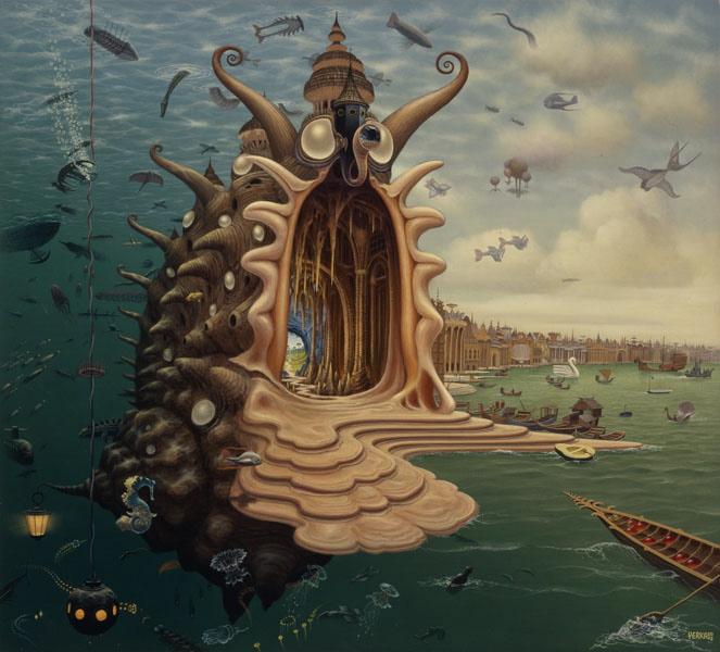 Yerkaland-surreal-paintings-of-Jacek-Yerka-4